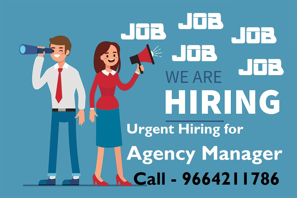 Urgent Job Opening for Sales Manager in Life Insurance ...
